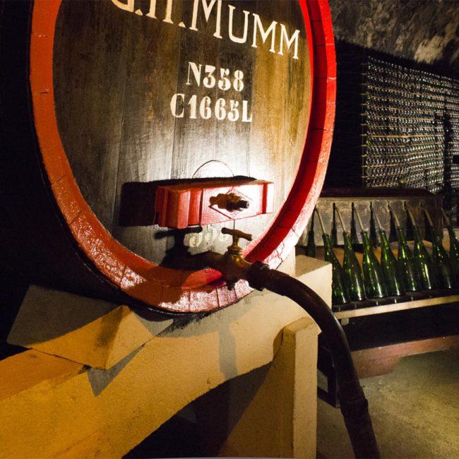 Fût Chambre d hote champagne